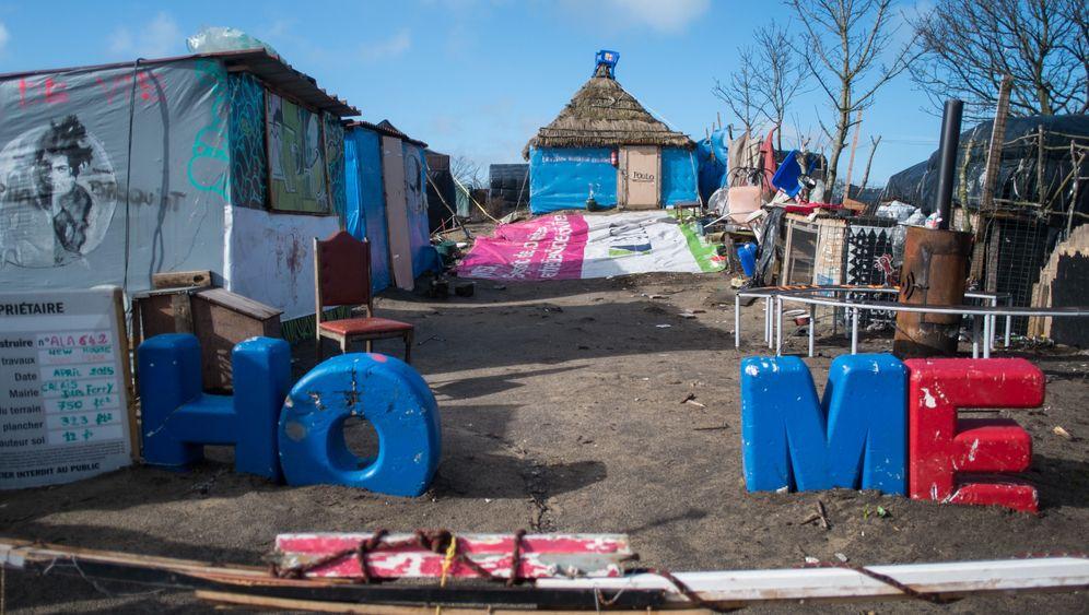 Calais: Alpha und der Protest der Kunst