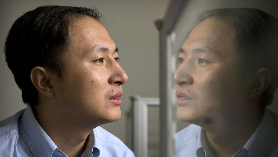Forscher He Jiankui