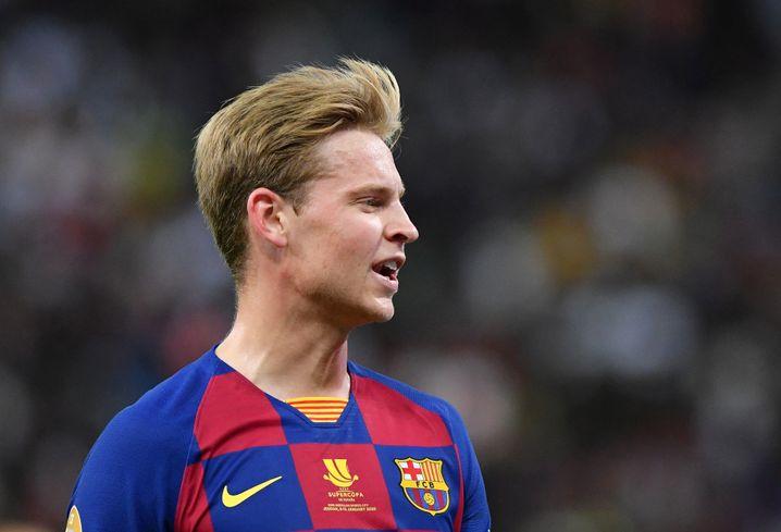 Frenkie de Jong spielt bei Barcelona, Mike van Beijnen nicht mehr