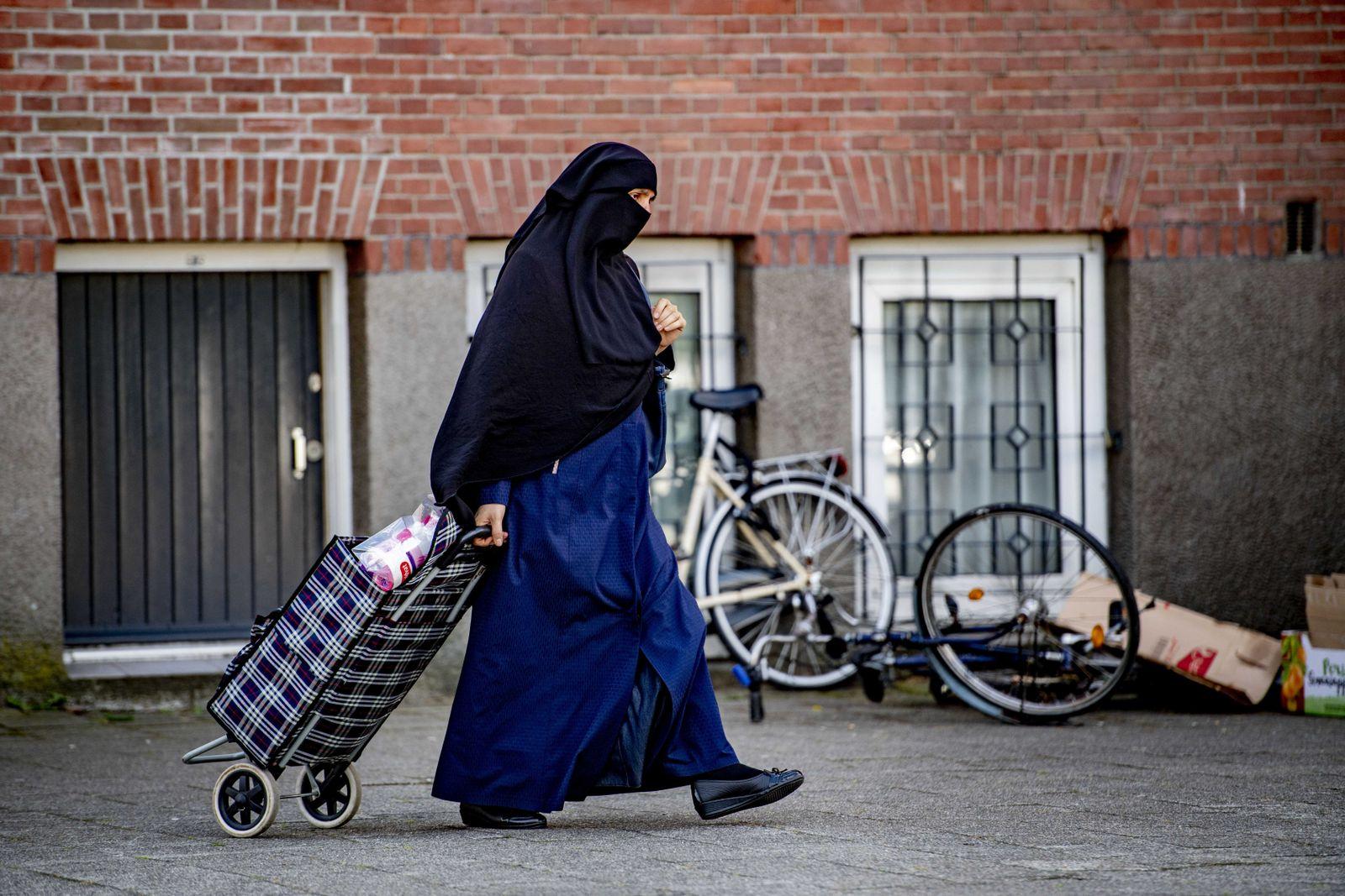 Burka Niederlande