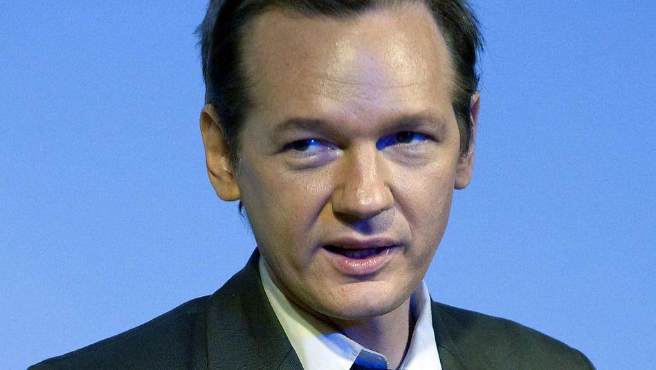 WikiLeaks-Gründer Assange: Kein Vergewaltigungsverdacht