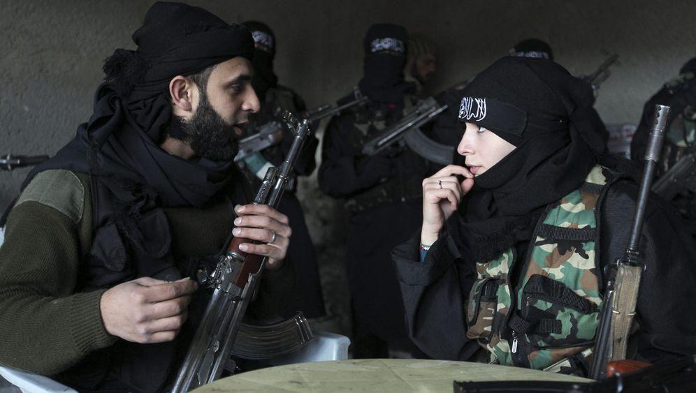 Bürgerkrieg in Syrien: Rebellin aus Rache