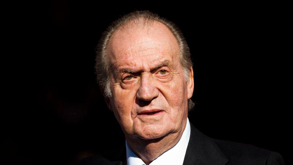 König Juan Carlos I.: Regierte fast 40 Jahre Spanien