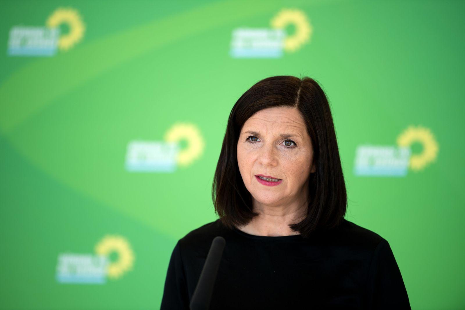 Fraktionssitzungen der Bundestagsparteien - Grüne