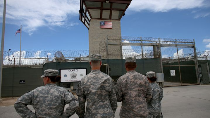 US-Gefangenencamp: Alltag in Guantanamo