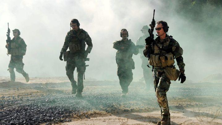 US-Einsatz gegen Bin Laden: Navy Seals hatten den Schussbefehl