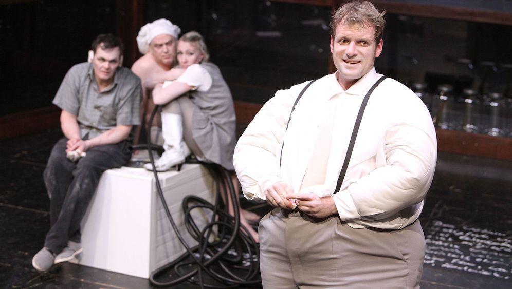 Theaterstreit in Frankfurt: Der Meckermeister