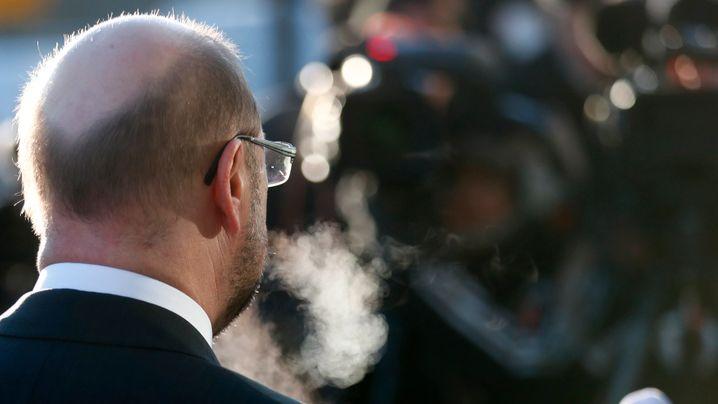 Gabriel gegen Schulz: Vom Freund zum Feind