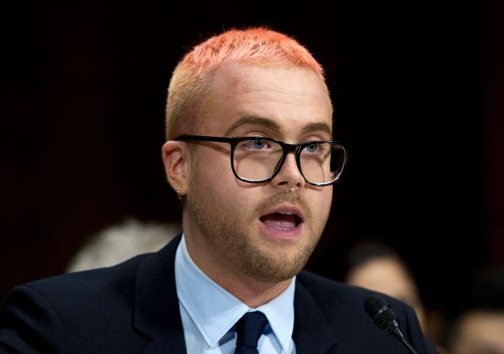 Christopher Wylie: das Gesicht zum Skandal