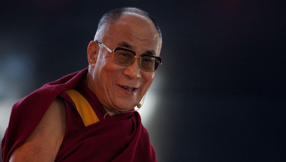 Dalai Lama: Grüne wollen ihn im Bundestag sehen
