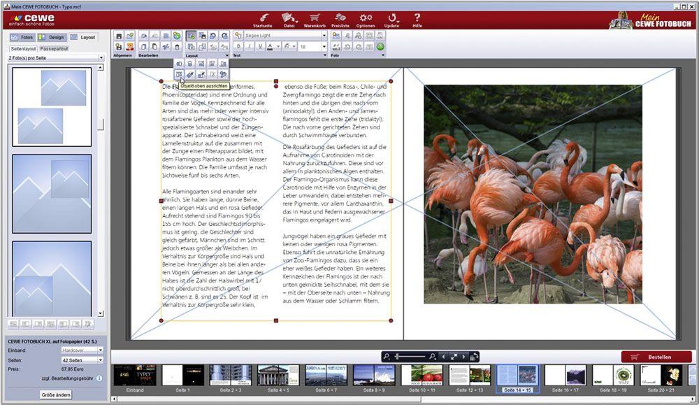 Docma 37 Fotobuch Schrift / Koop #10