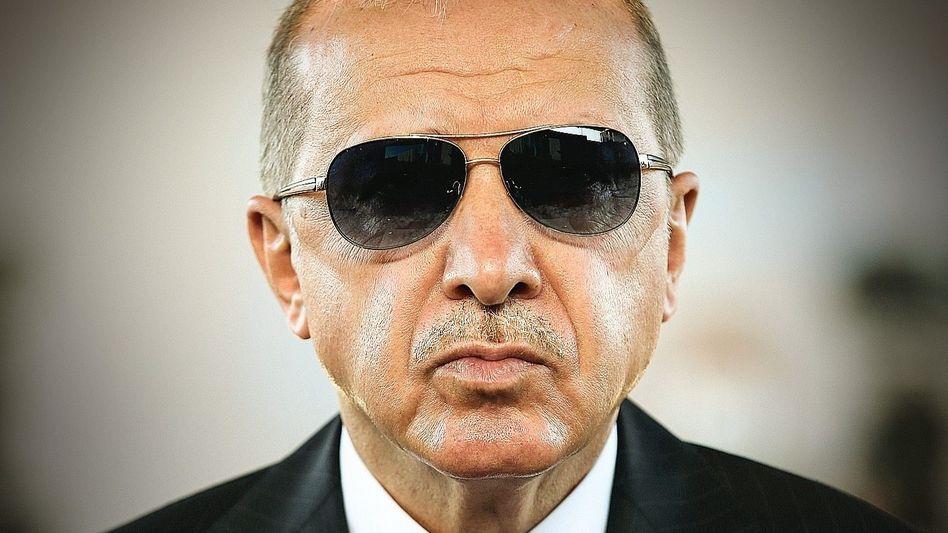 Staatschef Erdoğan:Aggressiv und unberechenbar