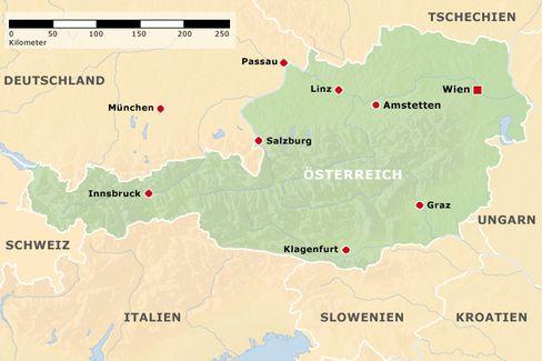 Amstetten in Niederösterreich