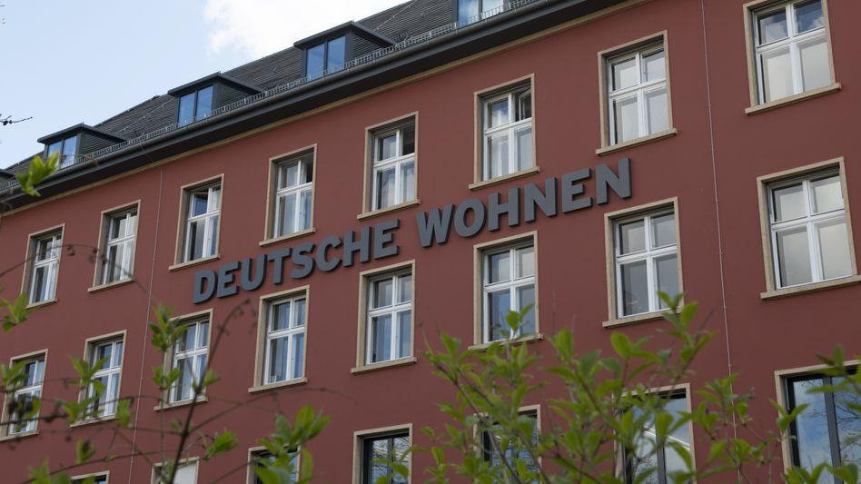 Firmenzentrale der Deutsche Wohnen: Drei Milliarden für Wohn-, Pflege- und Büroimmobilien
