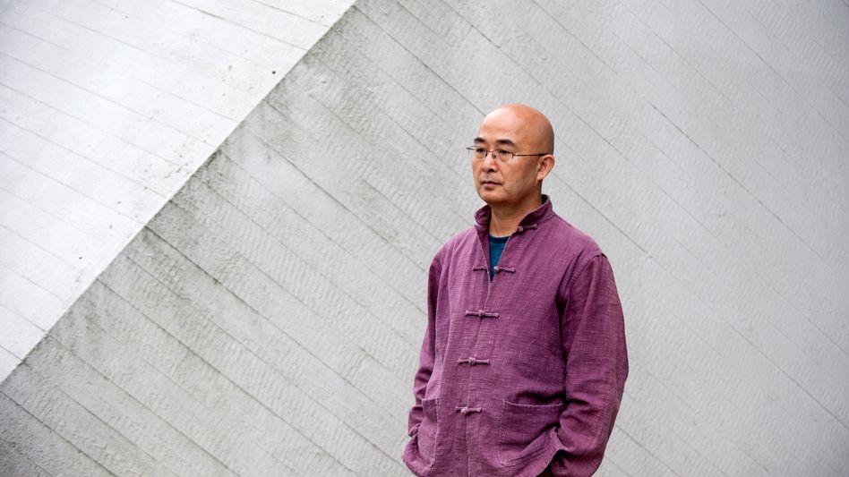 Liao Yiwu in Berlin