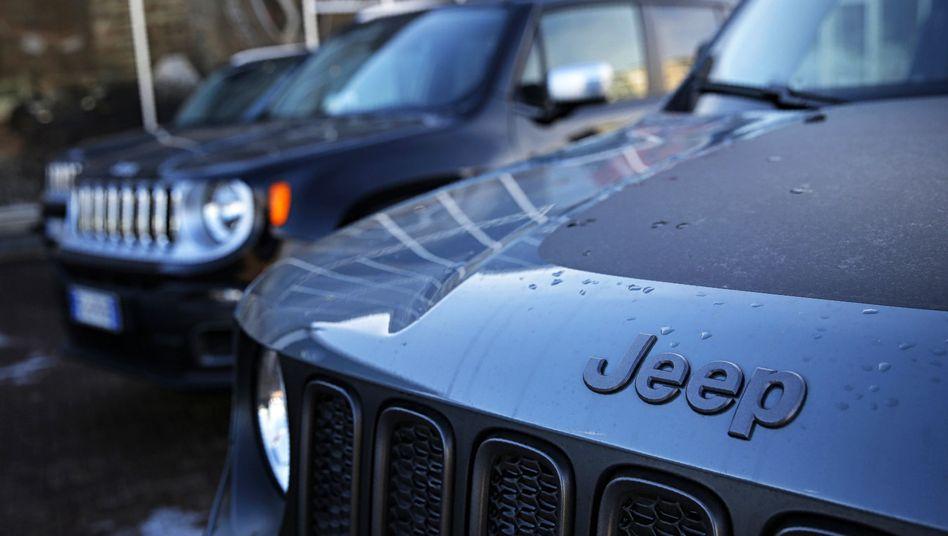 Fiat-Chrysler-Marke Jeep