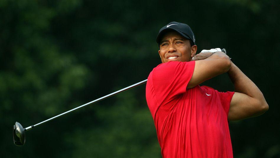 Golfprofi Woods: Gesprächsbedarf nach ungeklärter Unfallursache