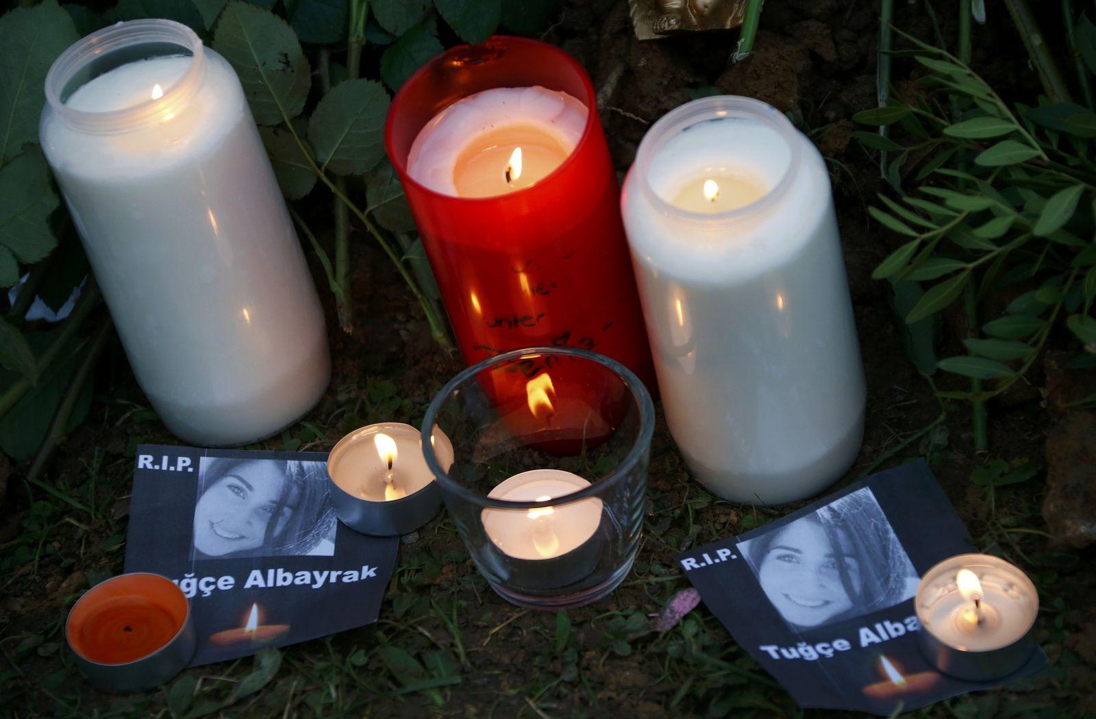Beerdigung Tugce Albayrak