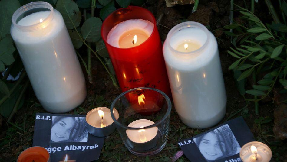 Tugce Albayrak: Der mutmaßliche Täter hatte 1,4 Promille Alkohol im Blut
