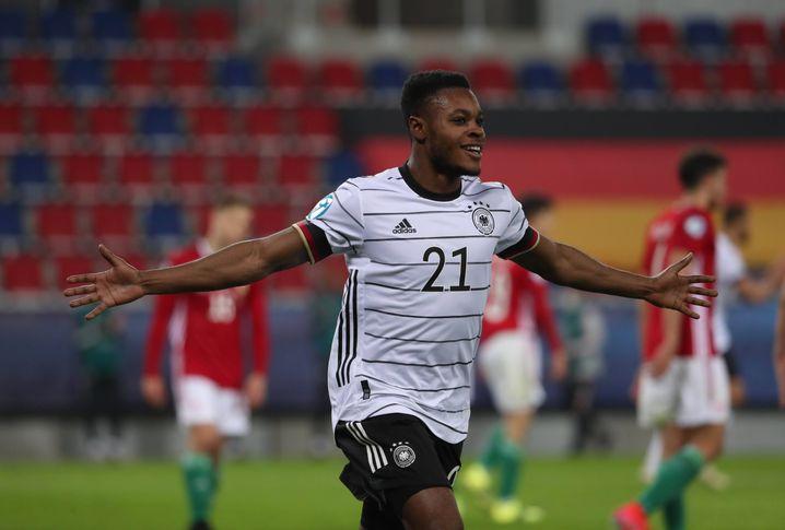 Doppeltorschütze gegen Ungarn bei der U21-EM: Ridle Baku