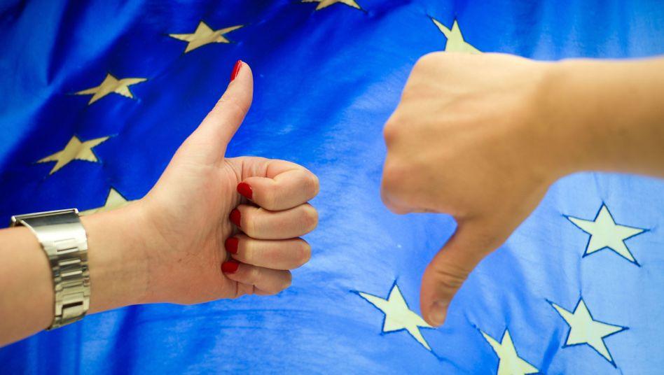 Die EU diskutiert das Flüchtlingsproblem: Verhaltenssteuerung durch Anreize?