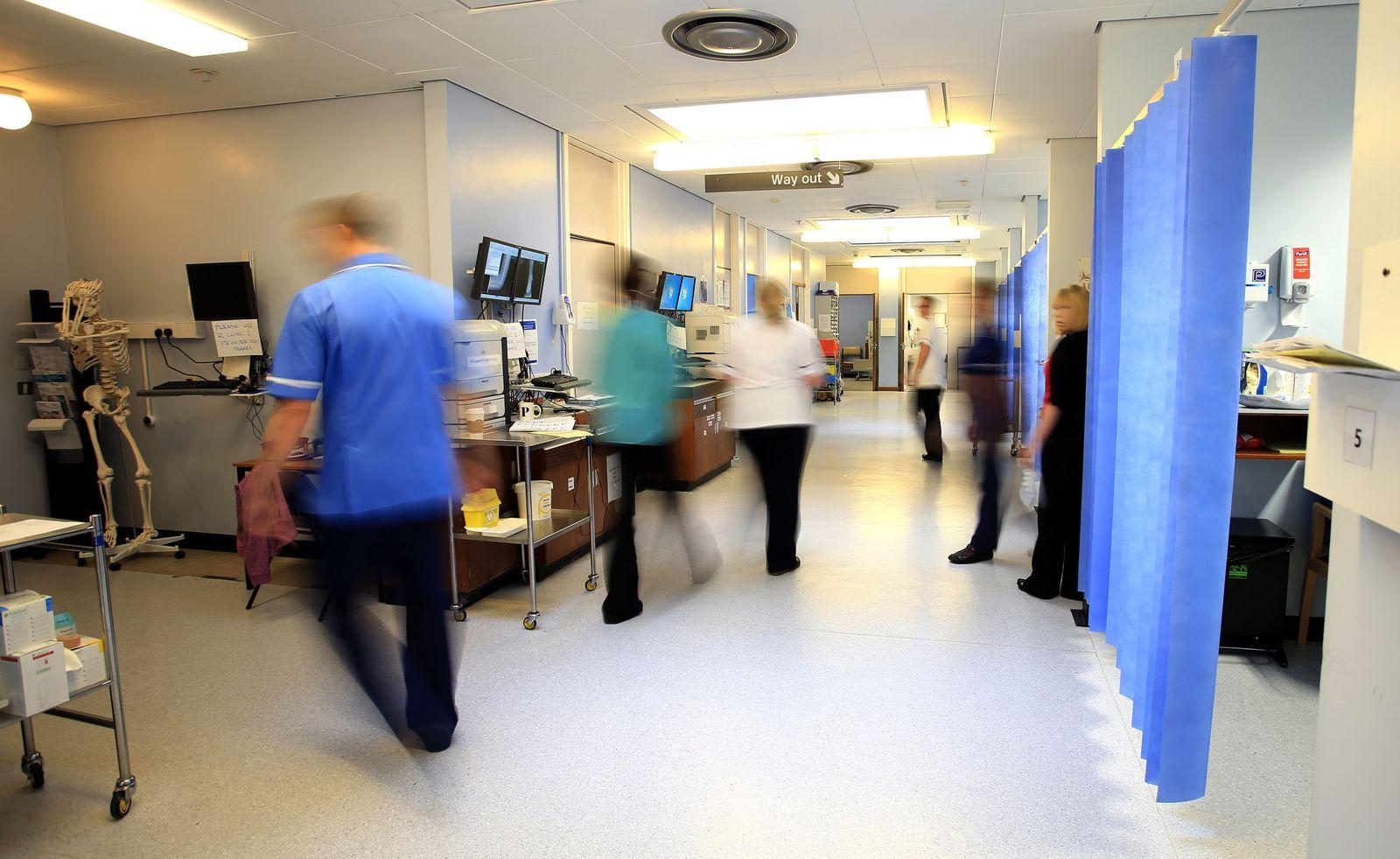 Gesundheitssystem / England / Krankenhaus