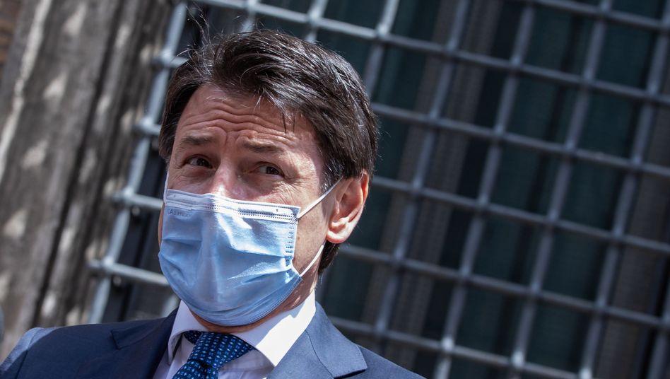 Giuseppe Conte: Spaltung in der EU vermeiden