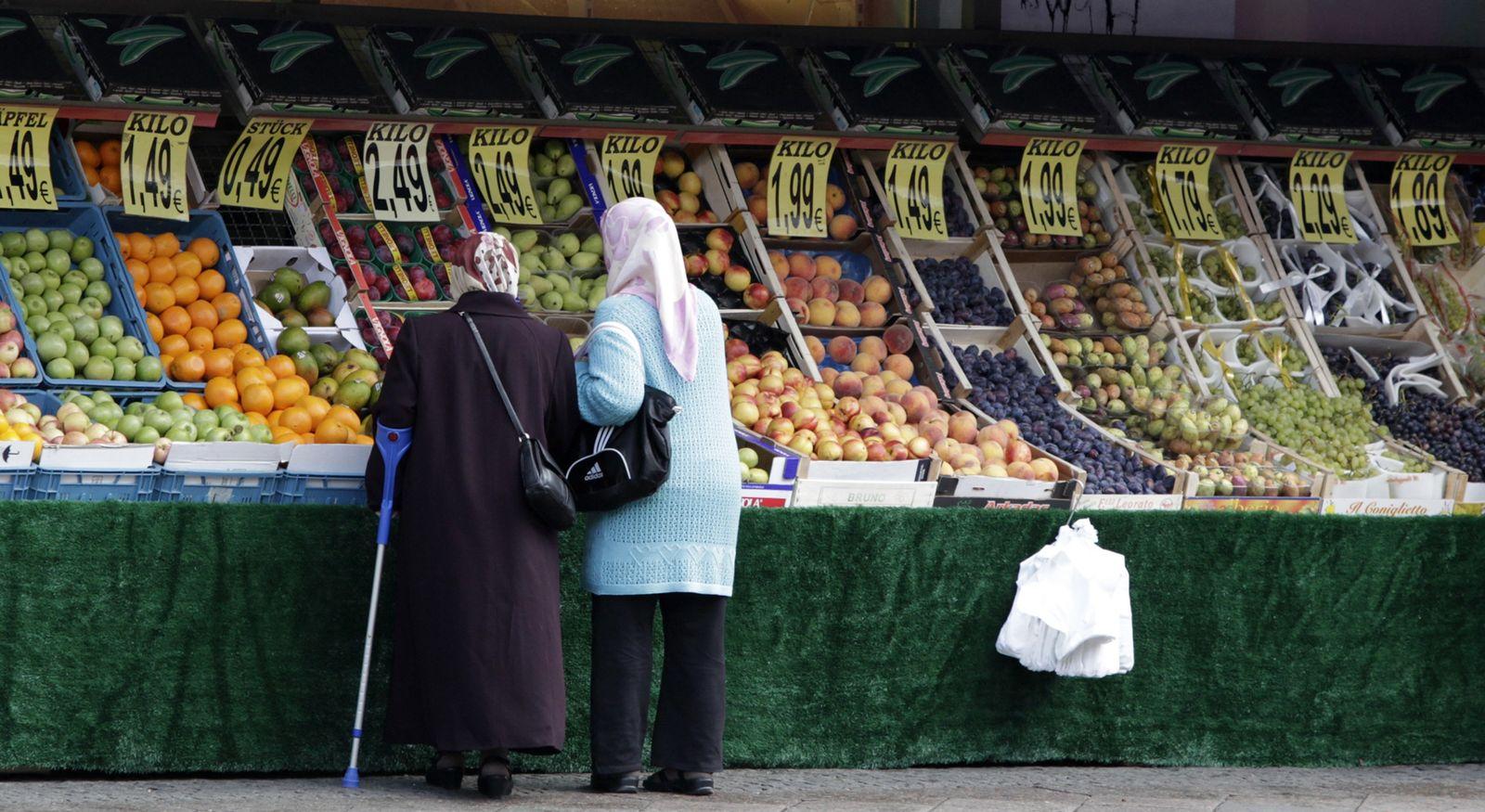 NICHT MEHR VERWENDEN! - Ausländerfeindlichkeit/ Türken/ Deutschland
