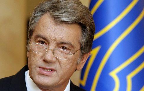 Präsident Juschtschenko nimmt Parlamentsauflösung zurück