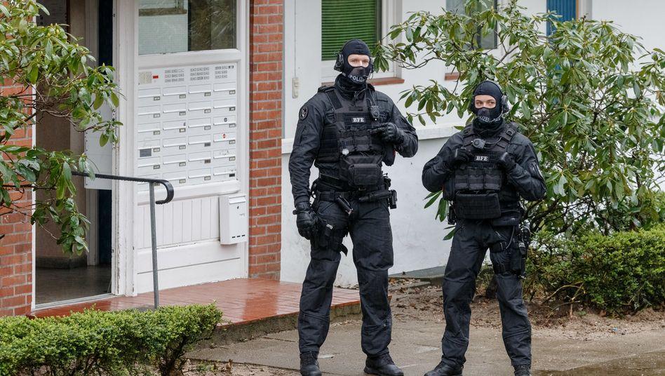 Ermittler in Bad Segeberg: Kollegen in Göttingen unterlief bei der Razzia wohl eine Panne