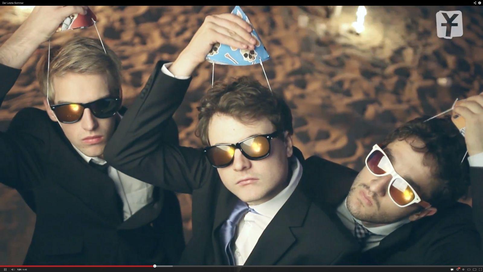 NUR ALS ZITAT Screenshot YouTube-Stars / Y-Titty