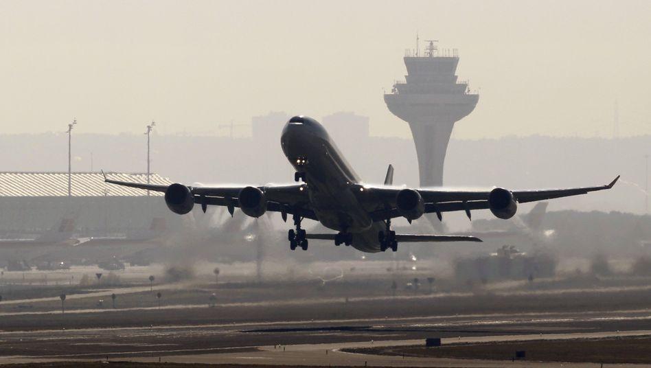 Flughafen Barajas: In Madrid wird es aufgrund des Iberia-Streiks zahlreiche Ausfälle geben