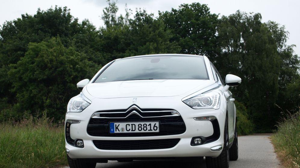 Citroën DS5 Hybrid 4: Von Grund auf anders