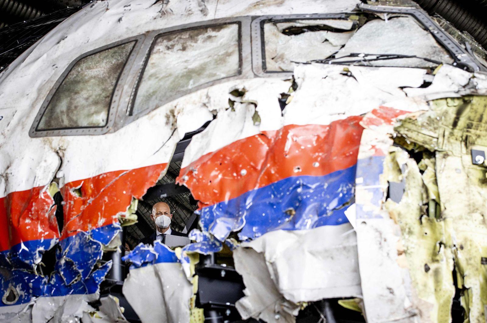 NETHERLANDS-UKRAINE-RUSSIA-MH17-JUSTICE