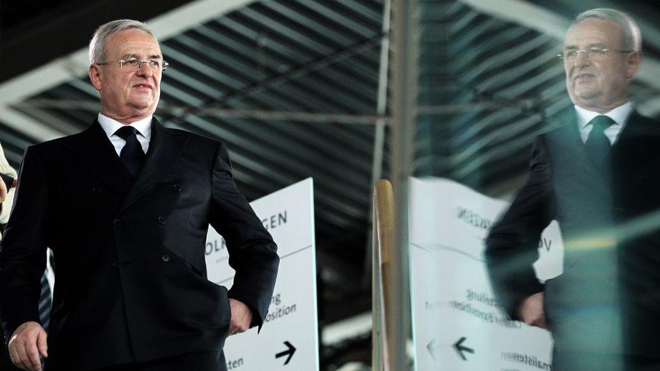 Volkswagen-Boss Winterkorn: Der am besten bezahlte Vorstandschef in Europa