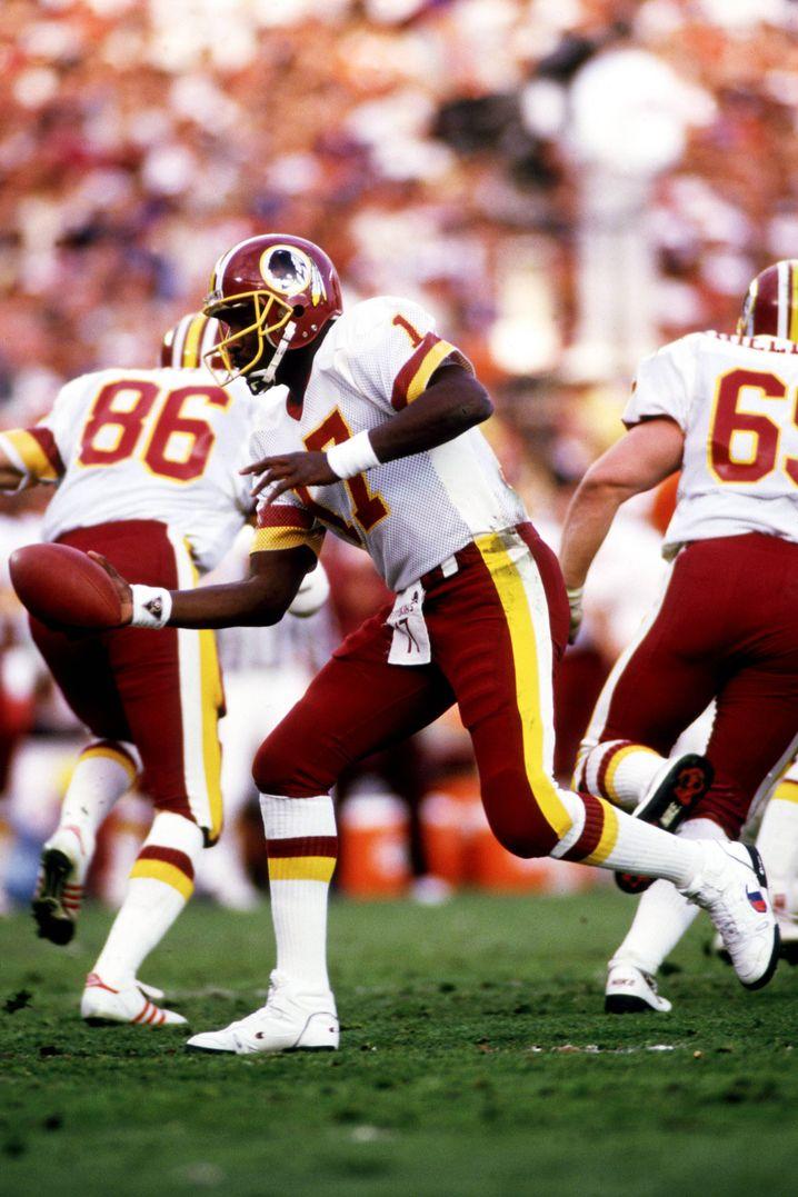 Redskins-Team (im Finale 1988)