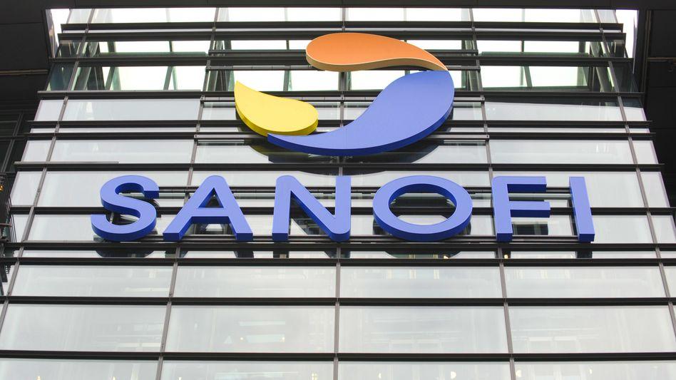 Im Visier chinesischer Beamten: Der französische Pharmakonzern Sanofi