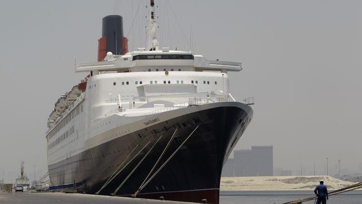 """""""Queen Elizabeth 2"""": Luxusliner wird Luxushotel"""