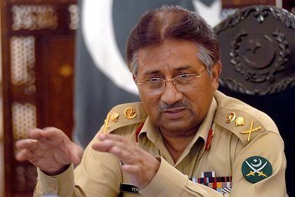 Präsident Musharraf: Vierter Militärdiktator in Pakistan