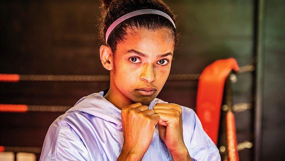 """Kämpferin Ali: """"Diese unheimliche Wut in den Augen"""""""