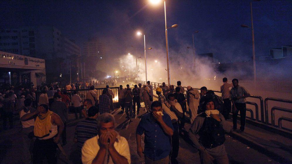 Zusammenstöße in Kairo: Massaker im Morgengrauen