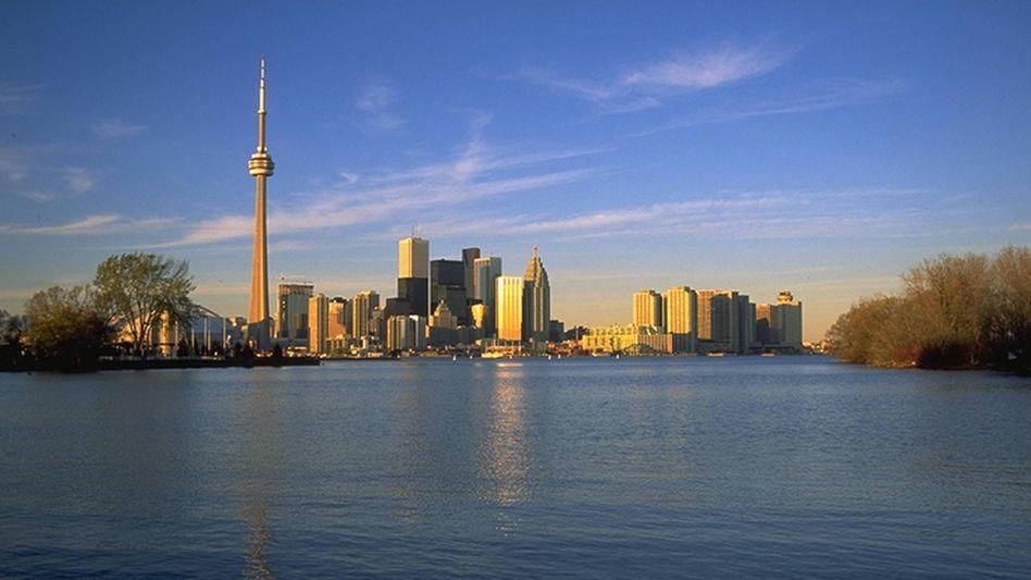 Skyline von Toronto: Panne in nahegelegenem AKW