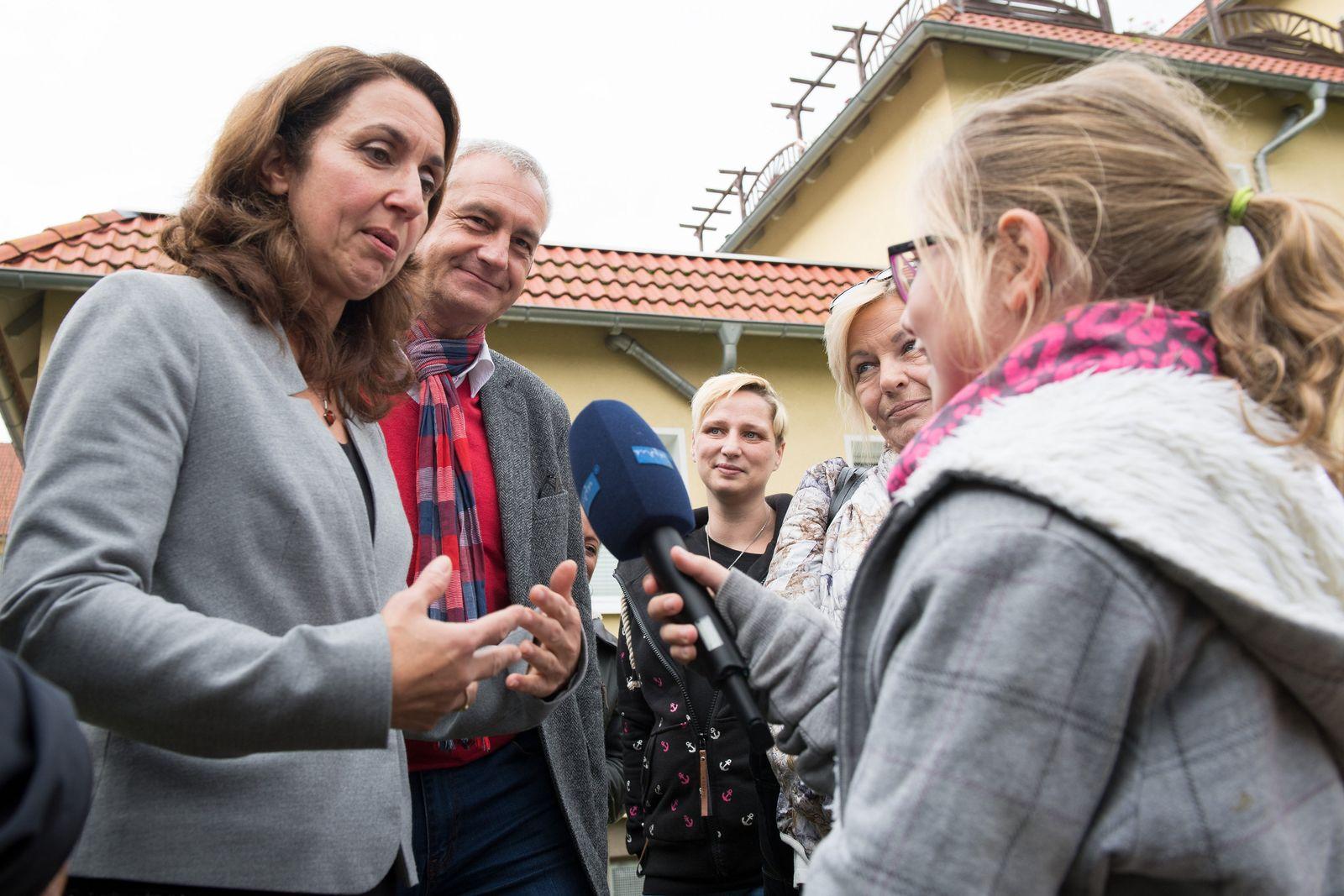 Aydan Özoguz besucht Eichsfeld