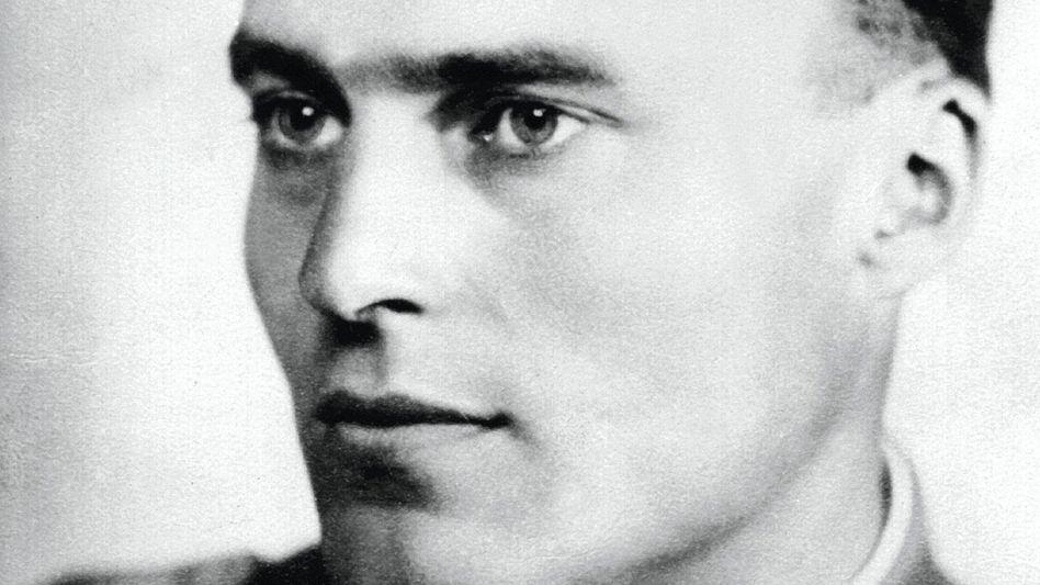 Offizier Stauffenberg um 1932