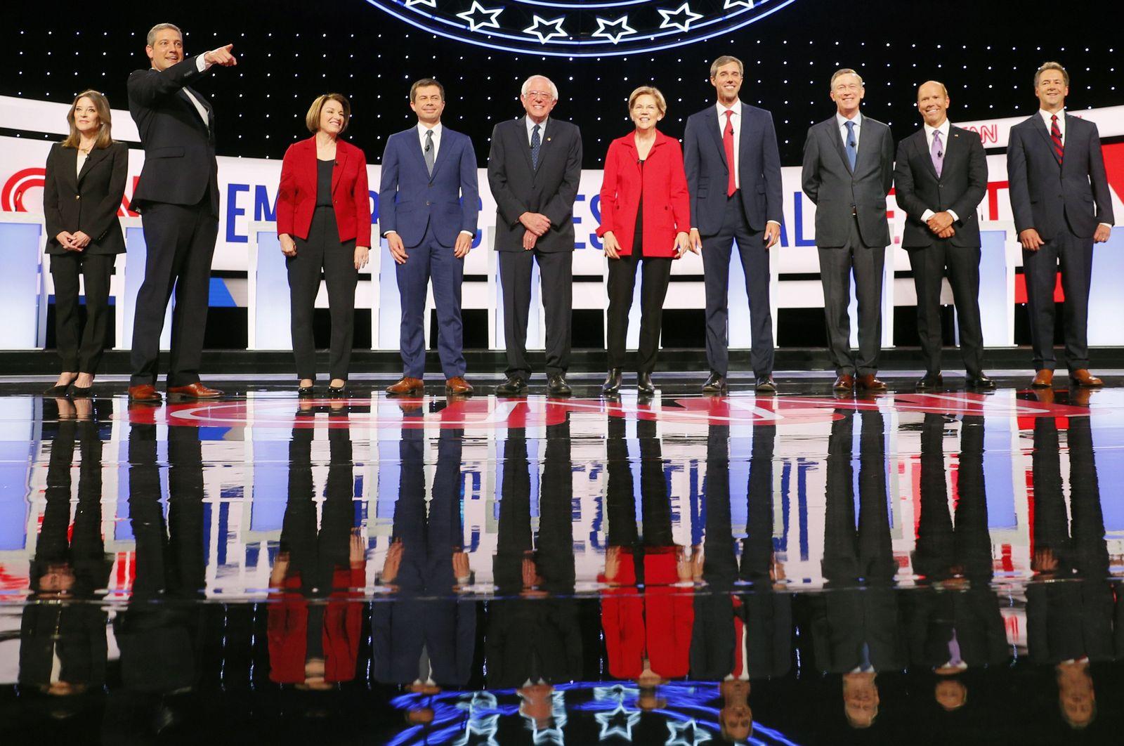 Debatte Demokraten