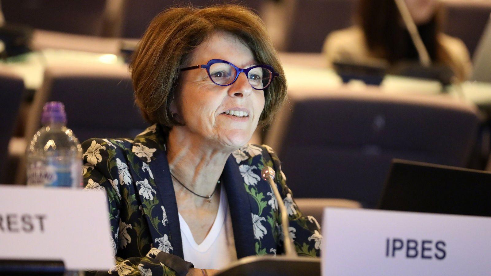 Dr. Anne Larigauderie