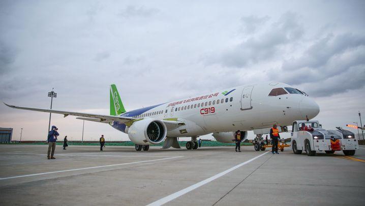 Comac C919: Der China-Jet