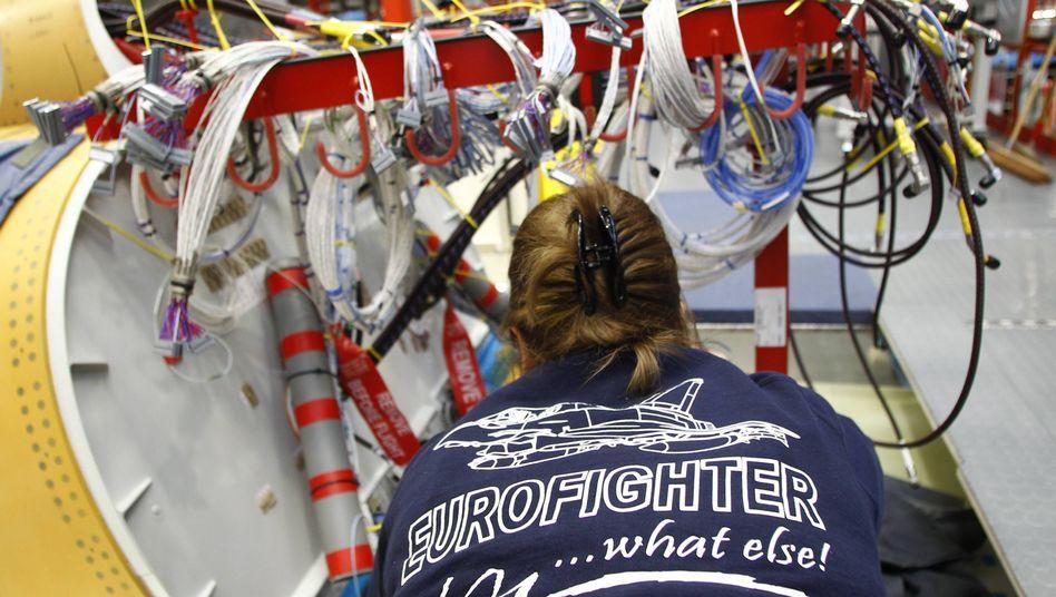 Krise beim Rüstungskonzern: EADS-Spitze spricht schon von neuem Jobabbau