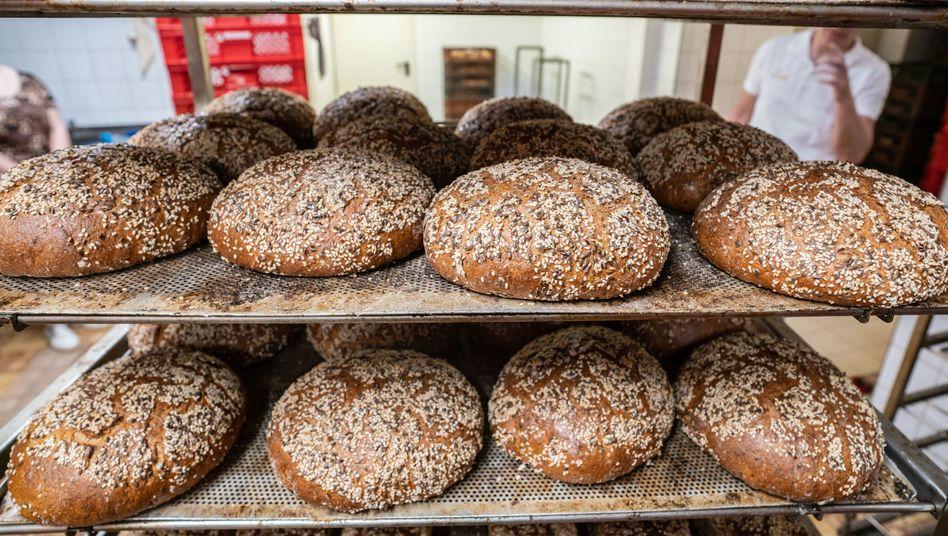 Bäckerei in Hessen (Symbolbild)