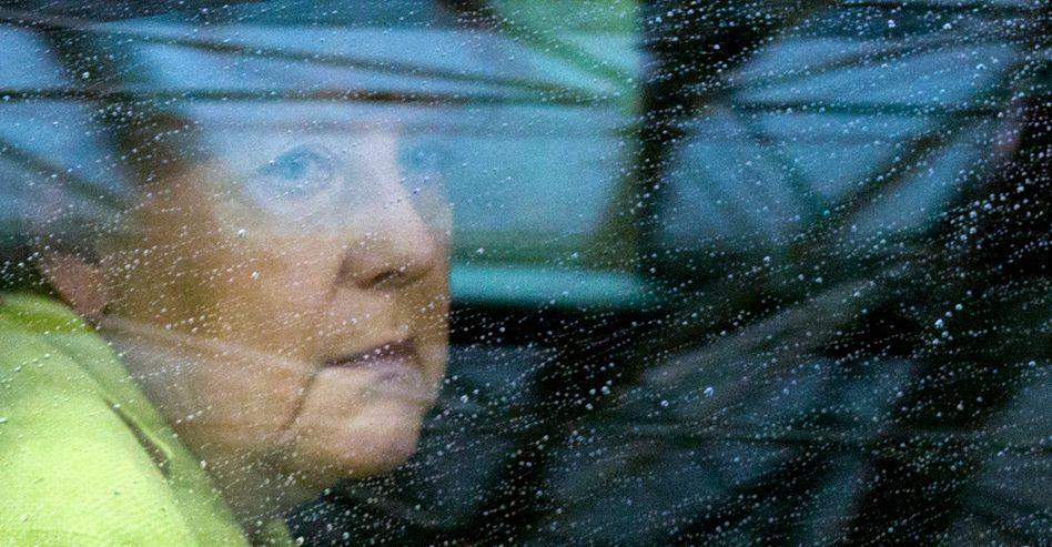 Kanzlerin Merkel: Ihre Vision von Europa reicht nicht mehr